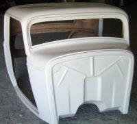 three window coupe body