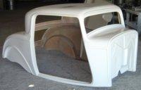 1932 ford fiberglass body