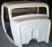 three window coupe body